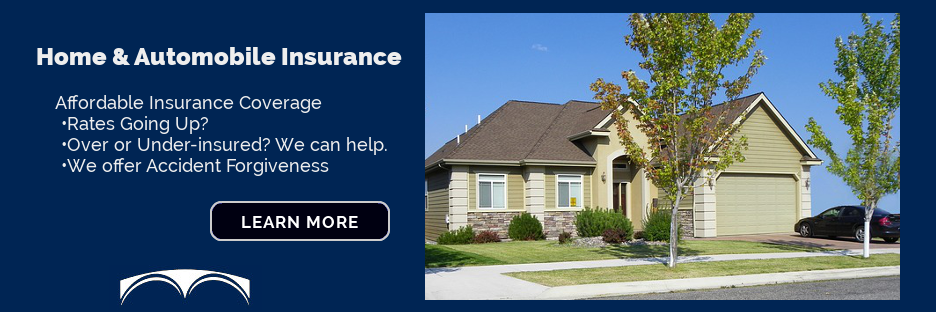 Insurance for Home, Auto and More